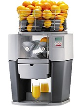 Zummo Automatic Juicers Juicer Juice Machines Counter Top